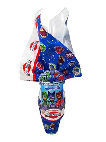 Uovo di Pasqua PJ Mask Cioccolato al latte con fantastica sorpresa 280 gr