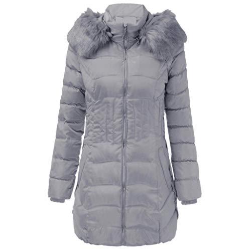 Dames donsjas dames jack lang gewatteerde jas winterjas winter mantel met capuchon Fashionable Completi Trenchcoat Gelieve een maat groter dan normaal