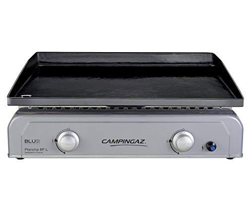 Campinggaz Plancha Blue Flame L Grillplatte - Gasgrill BBQ Cmaping Beef