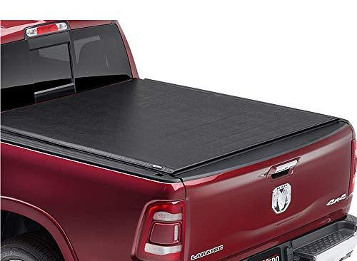 "TruXedo Deuce Hybrid Truck Bed Tonneau Cover | 746901 | fits 09-18, 19-20 Classic Ram 1500, 2500, 3500 6'4"" bed"