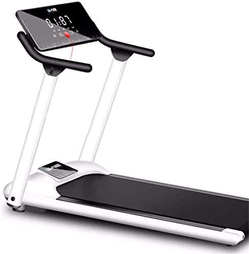 Inicio cinta de correr plegable motorizado Mini rueda de ardilla Multifuncional Correr Correr Caminar máquina portátil de escritorio de oficina Gimnasio Máquinas de ejercicios Cinta de correr