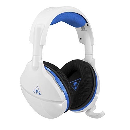 Turtle Beach Stealth 600 White Wireless Surround Sound Gaming Headset for PlayStation 5 and PlayStation 4