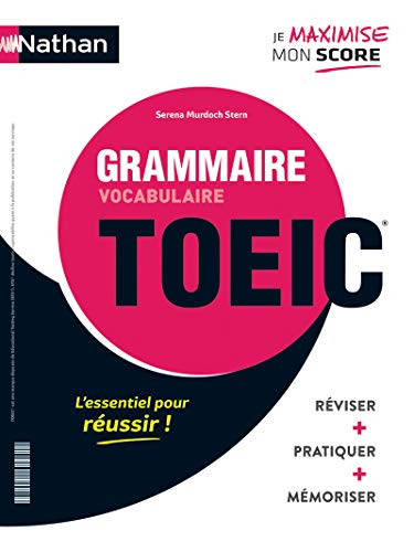 Grammaire Vocabulaire - TOEIC (Livre) - 2020