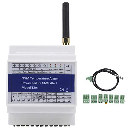 Remote-Temperaturüberwachung, GSM-SMS-Temperaturalarm, Stromausfallalarm mit Alarmausgang, Automatisierungssystem zur Fernüberwachung, Support-Timer-Bericht