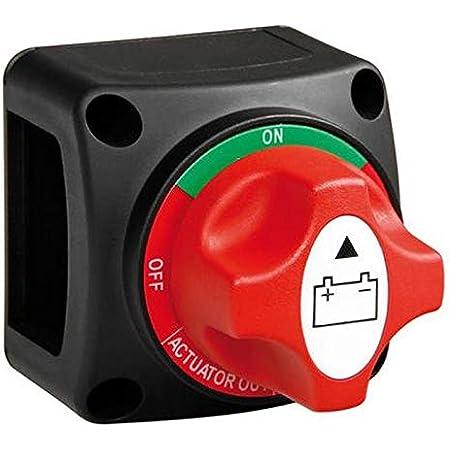 Autoscheich Auto Batterie Trennschalter Hauptschalter Einbau On Off Out Stromschalter 200a Für Lkw Kfz Boot 12v 24v Bis 50v Auto