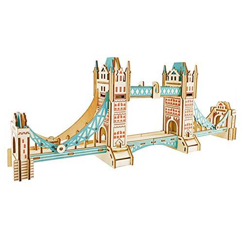 3D-puzzels for volwassenen, Kunst en Ambacht for meisjes en jongens Age 4-8- 10jaar oude leuk Ambachten Kids Birthday speelgoed cadeau for kinderen