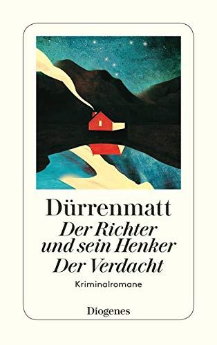 Der Richter und sein Henker / Der Verdacht: Die zwei Kriminalromane um Kommissär Bärlach (detebe)