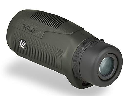 Vortex Optics Solo 10x25 Waterproof Monocular, Black