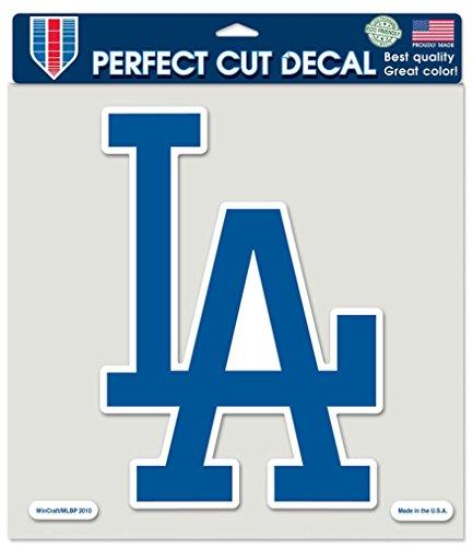 WinCraft MLB Los Angeles Dodgers Die-Cut Color Decal, 8