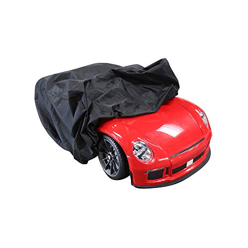 Tonhui Car Toy Cover, Ride-On Car Cover for Kids Electric Vehicle - Universal Fit, Water Resistant, Snowproof - Outdoor Wrapper