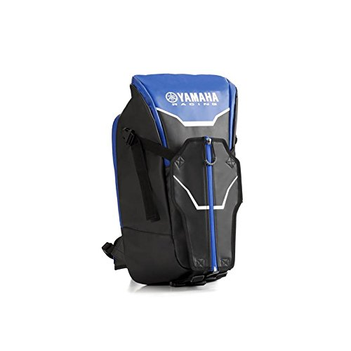 zaino uomo yamaha Zaino Yamaha Racing impermeabile pc tablet oggetti personali casco moto viaggio turismo