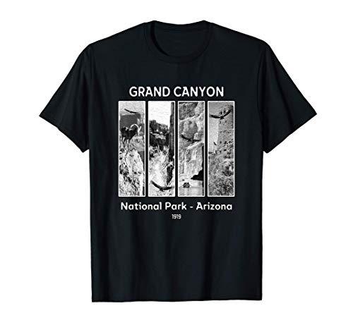 Grand Canyon National Park Arizona Flying California Condors Camiseta
