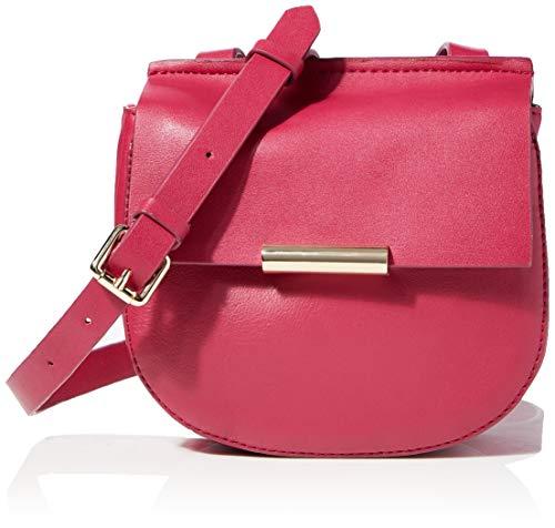 Clarks Damen Maple May Umhängetasche Pink (Fuchsia)