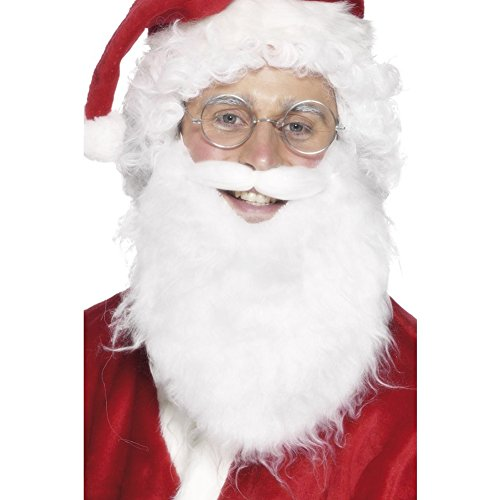 Economy Santa Beard Costume Accessory - http://coolthings.us