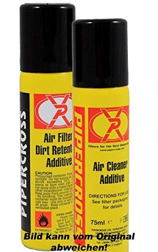 Pipercross Reinigungsset für Motorrad Luftfilter - Reiniger 75 ml/Öl 75 ml - (15,99 EUR / 100ml)