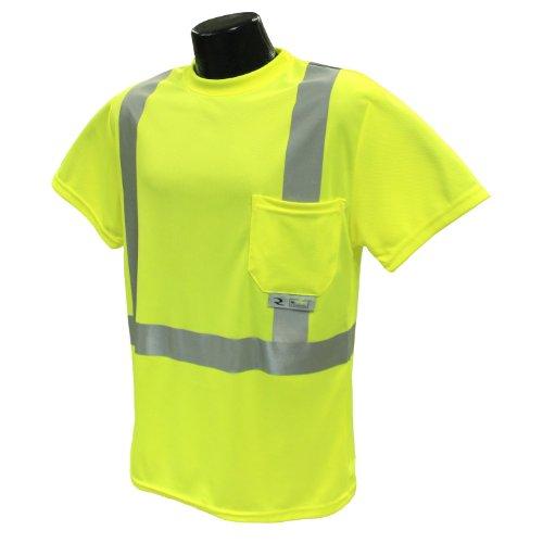 Radians T-Shirt, Unisex, XL, 24 in., Green
