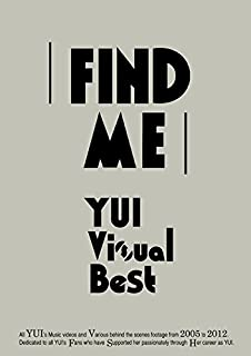 FIND ME YUI Visual Best [DVD]