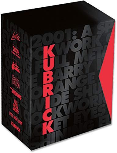 Stanley Kubrick Collection 4K Ultra Hd + Blu-Ray (Box Set) (11 Blu Ray)