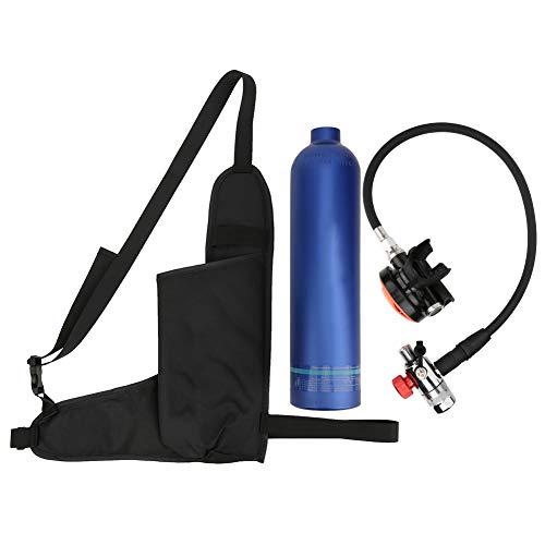 Sauerstoffflasche Kit, Mini Tauchflasche...