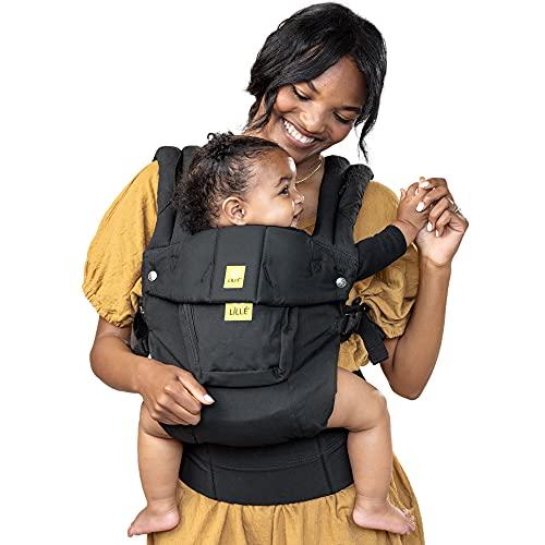 LÍLLÉbaby Complete Original All Positions Ergonomic Baby Carrier, Newborn to...