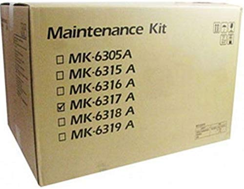 Kyocera 1702N97US1 Model MK-6317 Maintenance Kit For use with Kyocera/Copystar CS-3501i, CS-4501i, CS-5501i, TASKalfa 3501i, 4501i and 5501i Multifunctional Printers
