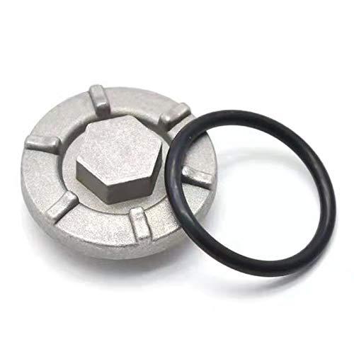 Oil Drain Plug Oring OEM 4HC-15351-00-00 for Yamaha Warrior Raptor 350 Wolverine Big Bear 350 400,Grizzly 400 450 600,YFM350 YFM350X,Kodiak 400 450