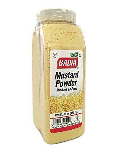 16 oz Mustard Powder Dry / Mostaza en Polvo Gluten Free Kosher