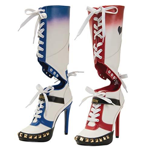 41GipXIYp0L Harley Quinn Boots