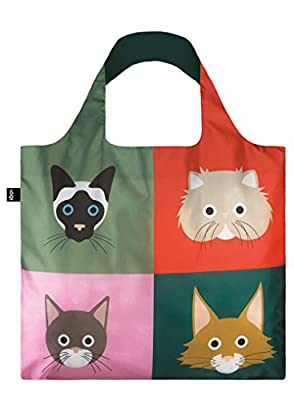 LOQI STEPHAN CHEETAM Cats & Dogs Collection Bags