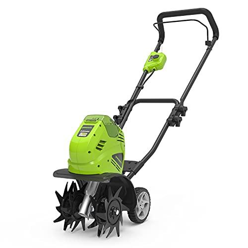Greenworks Tools GWT40VS2-TILLER-TO