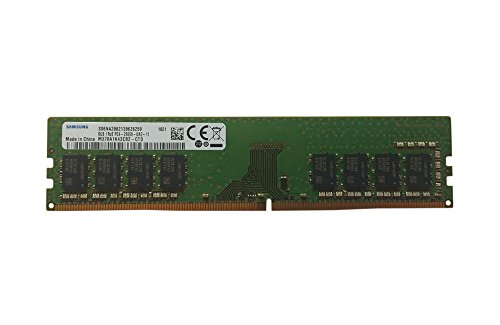 Samsung Modulo Di Memoria Ram Da 8 Gb Ddr4 Pc4-21300, 2666 Mhz, 288 Pin Dimm, 1,2 V, Cl 19