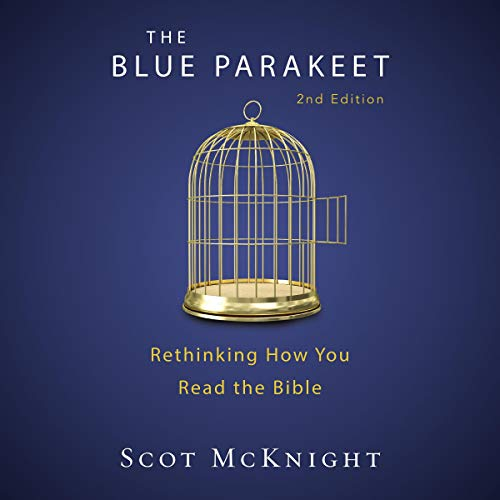 The Blue Parakeet, 2nd Edition cover art