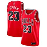 Zhao Xuan Trade Jersey Bulls Masculino Campeón de la NBA Vintage Michael Jordan Jersey Chicago...