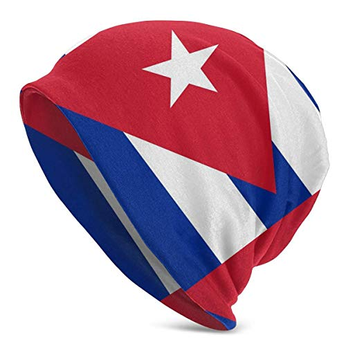New Hot Style, Cuba Flag Upgrade Fashion Hip-hop Adult Pullovers Knit Hut s for Men Women