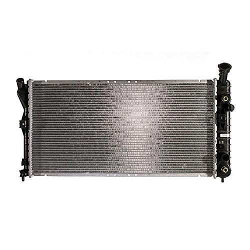 Klimoto New Radiator | fits Buick Regal Century Chevrolet Impala Monte Carlo 3.1L 3.4L 3.8L V6 | Replaces GM3010102 52485608 52401486 52472846 GM3010104