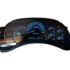 Fully Rebuilt with brand new components and new diodes and capacitors plug and play pick mileage Ice Blue LEDS which look beautiful and emits heat better than standard bulbs Send a message after purchase with your VIN number and Mileage 36 Month Repl...