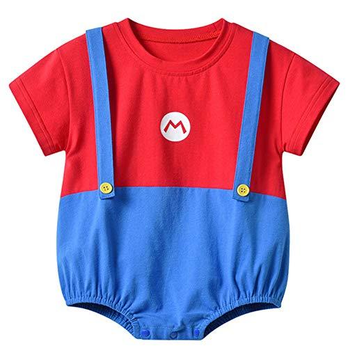 Newborn Infant Jongens Meisjes Romper Bodysuit korte mouw Cotton Baby Boy Outfits Baby Girl Cute Tops Kleding voor 0-2 jaar