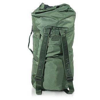 Duffel Bag, OD Green, USGI Issue, NSN 8465-01-117-8699