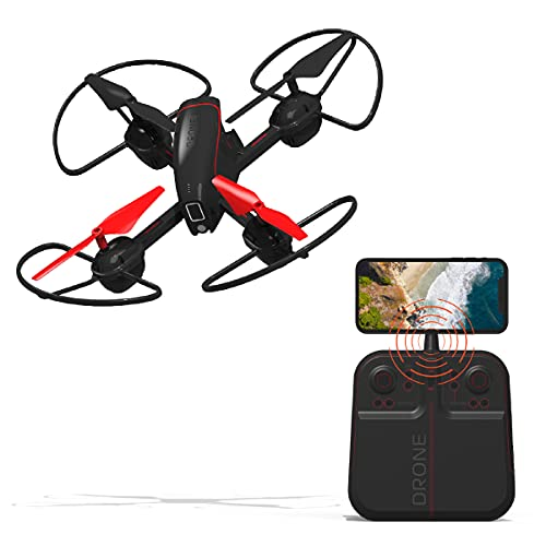 Sharper Image Video Aerial Drone 10 Inch