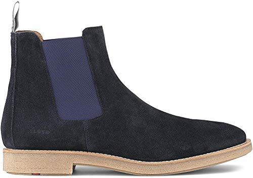 LLOYD Herren GALVESTONE Chelsea Boots, Blau (Pilot 5), 42 EU