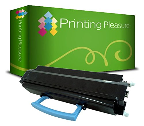 Compatible Toner Cartridge for Dell 2330 2330D 2330DN 2350 2350D 2350DN - Black, High Yield (6,000 Pages)