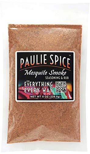 Paulie Spice : Sweet Mesquite Smoke…