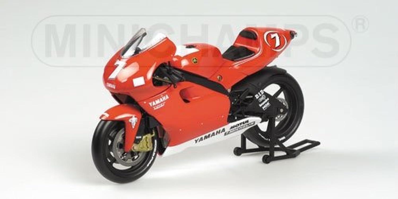 las mejores marcas venden barato Minichamps 122016307 - Yamaha Yzr Yzr Yzr 500 - Cochelos Checa - Team Marlboro Yamaha - GP 500 2001 - Escala 1 12 - Vehiculo en Miniatura  Esperando por ti