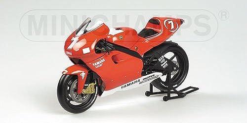 100% a estrenar con calidad original. Minichamps 122016307 - Yamaha Yzr 500 - Carlos Checa Checa Checa - Team Marlboro Yamaha - GP 500 2001 - Escala 1 12 - Vehiculo en Miniatura  Compra calidad 100% autentica