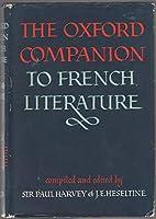 Oxford Companion to French Literature