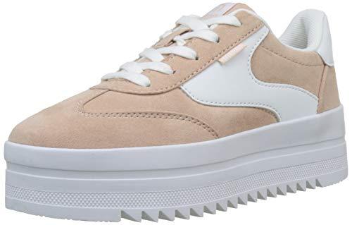 MTNG Attitude Damen 69550 Sneakers, Beige (Softy Nude/Action Pu Blanco C39667), 39 EU
