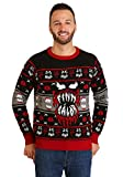 WWE Finn Bßlor Ugly Christmas Sweater X-Large Black