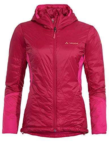 VAUDE Damen Jacke Women's Freney Jacket V, Crimson red, 38, 42296