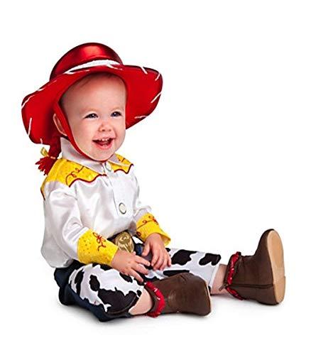 Tienda de Disney disfraz de Jessie para bebé Niños Toy Story (12–18meses)