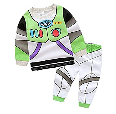 Boys Pajamas Sets Children Christmas Pants 100% Cotton Long Kids Snug Fit Pjs Winter Toddler Sleepwear (40, 5T)